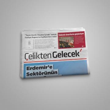 Çelikten Gelecek Gazete